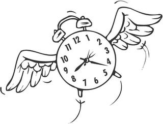 Por qué el tiempo pasa mas rápido? | Legnalenja