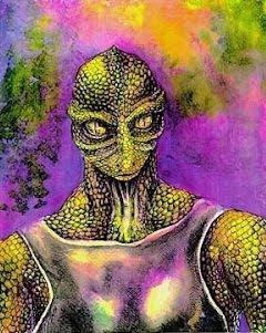 Resultado de imagen para reptilianos ojos amarillos